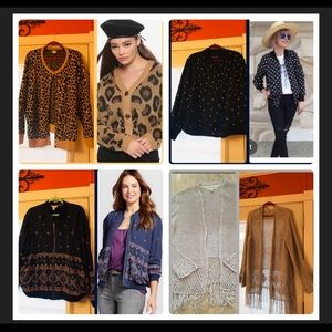 Other - Bundle Deal!! Classy Cardigans & Jackets